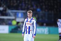 VOETBAL: HEERENVEEN: 06-02-16, Abe Lenstra Stadion, SC Heerenveen - FC Twente, uitslag 1-3, Sam Larson Baalt, ©foto Martin de Jong