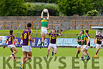 Up and Up<br /> --------------<br /> Kerry junior side rose way above Wexford in last Saturdays All ireland junior championship match in Dungarvan