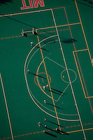aerial view, MIT sports, Cambridge., MA
