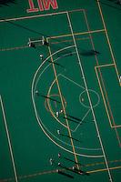 aerial view, MIT sports, Cambridge., MA