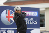 Martin Kaymer (GER) during the Hero Pro-am at the Betfred British Masters, Hillside Golf Club, Lancashire, England. 08/05/2019.<br /> Picture Fran Caffrey / Golffile.ie<br /> <br /> All photo usage must carry mandatory copyright credit (&copy; Golffile | Fran Caffrey)