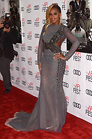 HOLLYWOOD, CA - NOVEMBER 09: Mary J. Blige at AFI Fest 2017 Opening Night Gala Screening Of Netflix's Mudbound at TCL Chinese Theatre on November 9, 2017 in Hollywood, California. <br /> CAP/MPI/DE<br /> &copy;DE/MPI/Capital Pictures