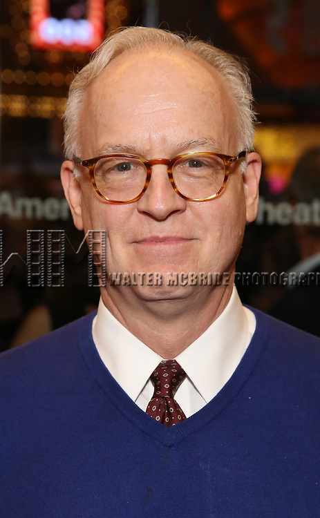 Reed Birney attends the Broadway Opening Night performance of The Roundabout Theatre Company production of 'Time and The Conways'  on October 10, 2017 at the American Airlines Theatre in New York City.
