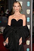 Tatiana Korsakova arriving for the BAFTA Film Awards 2018 at the Royal Albert Hall, London, UK. <br /> 18 February  2018<br /> Picture: Steve Vas/Featureflash/SilverHub 0208 004 5359 sales@silverhubmedia.com