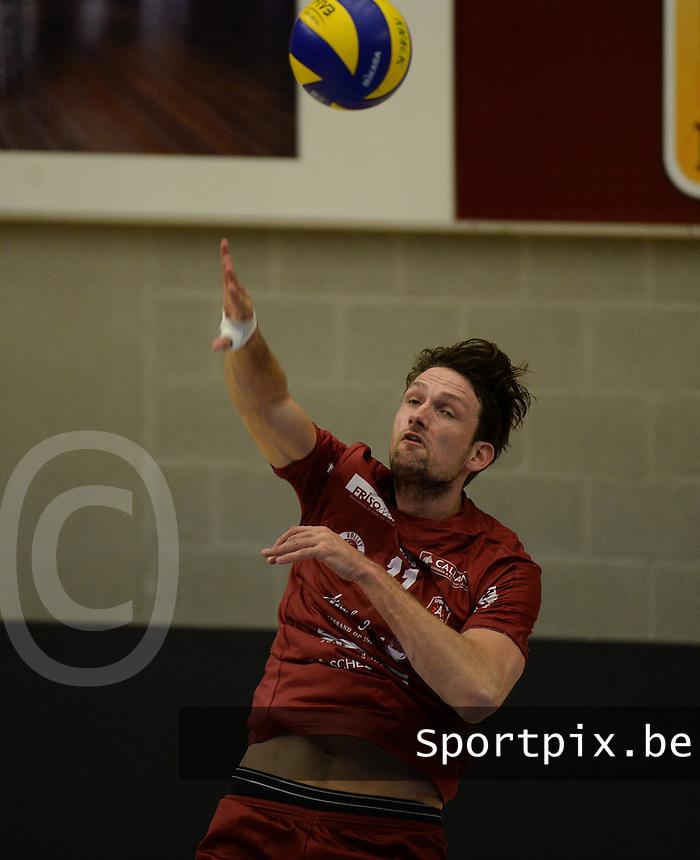 Precura Antwerpen : Thomas Koelewijn <br /> foto VDB / BART VANDENBROUCKE