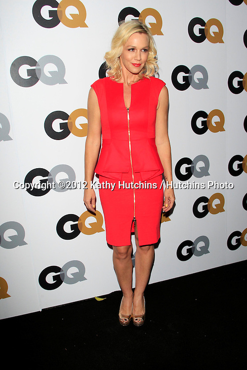 LOS ANGELES - NOV 13:  Jennie Garth arrives to the GQ Men Of The Year Party at Chateau Marmont on November 13, 2012 in Los Angeles, CA