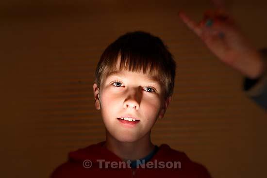 Noah Nelson Salt Lake City - Noah's 11th birthday party; 1.15.2007