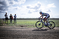 Niki Terpstra (NED/Direct Energie) chasing the race leaders<br /> <br /> Antwerp Port Epic 2019 <br /> One Day Race: Antwerp > Antwerp 187km<br /> <br /> ©kramon