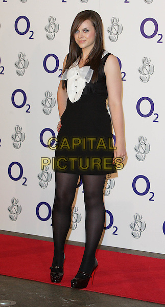 AMY MacDONALD.The 02 Silver Clef Awards held at the Hilton, Park Lane, London, England, 4th July 2008.full length.CAP/ROS.©Steve Ross/Capital Pictures.
