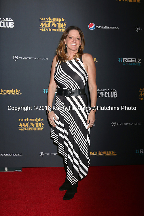 LOS ANGELES - FEB 2:  Jenni Magee-Cook at the 26th MovieGuide Awards at the Universal Hilton Hotel on February 2, 2018 in Universal City, CA