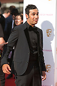 London, UK. 8 May 2016. Actor Kunal Nayyar. Red carpet  celebrity arrivals for the House Of Fraser British Academy Television Awards at the Royal Festival Hall.