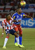 Atletico Junior V.S. Deportivo Pasto 08-04-2014