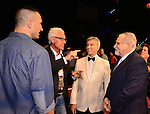 HOLLYWOOD, FL - SEPTEMBER 05: Wladimir Klitschko and Michael Buffer attends Saturday Fight Night World Heavyweight Champions Fight Night at Hard Rock Live! in the Seminole Hard Rock Hotel & Casino on September 5, 2015 in Hollywood, Florida. ( Photo by Johnny Louis / jlnphotography.com )