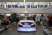 Mar 1, 2008; Las Vegas, NV, USA; NASCAR Sprint Cup Series driver Dale Earnhardt Jr during practice for the UAW Dodge 400 at Las Vegas Motor Speedway. Mandatory Credit: Mark J. Rebilas-US PRESSWIRE