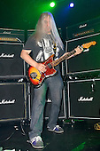 Dinosaur Jr - guitarist J Mascis performing live at  Koko in Camden London UK - 15 May 2008.  Photo credit: George Chin/IconicPix
