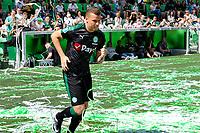 GRONINGEN - Voetbal, Open dag FC Groningen ,  seizoen 2017-2018, 06-08-2017,  FC Groningen speler Samir Memisovic
