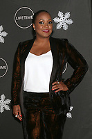 """LOS ANGELES - OCT 22:  Keisha Knight Pulliam at the """"It's A Wonderful Lifetime"""" Holiday Party at the STK Los Angeles on October 22, 2019 in Westwood, CA"""