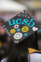 Commencement UCSB 2015 Engineering and Science