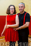 Ballymac GAA Club are holding a Strictly Love Dancing Event on Saturday 13th February 2016 in Ballygarry House Hotel at 8.00pm Pictured Mags Sheehy and Andrew Reidy