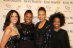 11-16-12 Hearts of Gold- Tamara Tunie, mom GG, hubby Gregory, Rhonda Ross, Soledad O'Brien - NYC, NY