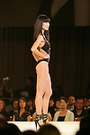 March 9, 2010 - Tokyo, Japan - Newly crowned 2010 Miss Universe Japan Maiko Itai performs in swimsuit during 2010 Miss Universe Japan final competition at Grand Prince Hotel New Takanawa on March 9, 2010 in Tokyo, Japan. The winner of the contest will compete representing Japan at Miss Universe 2010 pageant later this year. (Photo Laurent Benchana/Nippon News).