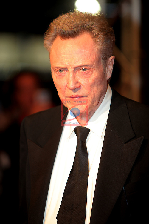 49 Festival Internacional de Cinema Fantastic de Catalunya-Sitges 2016.<br /> Red Carpet Gala Clausura.<br /> Christopher Walken.