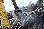 Northern Bus Station - Demolition