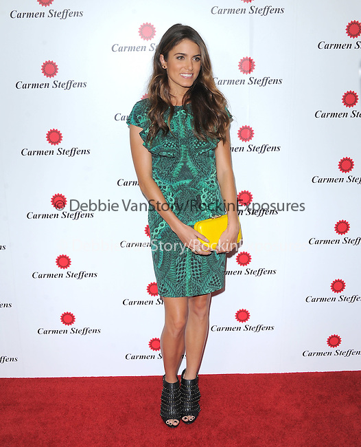 Nikki Reed attends the grand opening of luxury Brazilian brand Carmen Steffens' U.S. Flagship store in Hollywood, California on August 02,2012                                                                               © 2012 Hollywood Press Agency