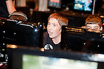August 27, 2010. Raleigh, North Carolina.. Faces of amateur Halo 3 players as they compete. . Major League Gaming (MLG), the league for professional videogame players, held their 50th Pro Circuit competition at the Raleigh Convention Center, with gamers from all over the country coming to for 3 days of competition in Halo 3, Tekken 6, Super Smash Bros. Brawl, Starcraft 2 and World of Warcraft.