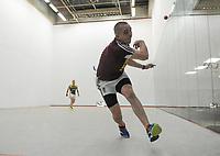 Mens Semi Final, Robbie McCarthy (Westmeath) vs Gary McConnell (Meath)