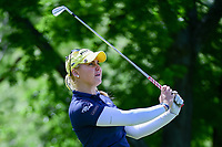 Charley Hull (ENG) watches her tee shot on 13 during round 1 of  the Volunteers of America Texas Shootout Presented by JTBC, at the Las Colinas Country Club in Irving, Texas, USA. 4/27/2017.<br /> Picture: Golffile | Ken Murray<br /> <br /> <br /> All photo usage must carry mandatory copyright credit (&copy; Golffile | Ken Murray)