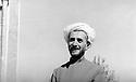 Iran 1946 .<br /> Portrait of Qazi Mohammed in his house of Mahabad.<br /> Iran 1946.<br /> Portrait de Qazi Mohammed dans sa maison de Mahabad