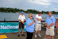 26  July, 2009, Trenton, Michigan USA.Sponsor National City Bank, Fred Miller and Kris Shepard (#46)..©2009 F.Peirce Williams USA.SST-120 class