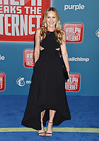 HOLLYWOOD, CA - NOVEMBER 05: Linda Larkin attends the Premiere Of Disney's 'Ralph Breaks The Internet' at the El Capitan Theatre on November 5, 2018 in Los Angeles, California.<br /> CAP/ROT/TM<br /> &copy;TM/ROT/Capital Pictures