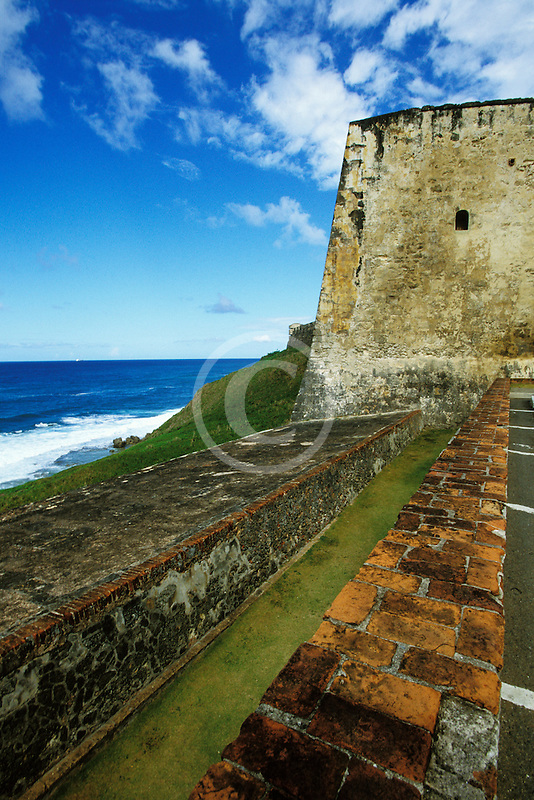 Puerto Rico, San Juan, Fuerte, 1678 San Cristóbal