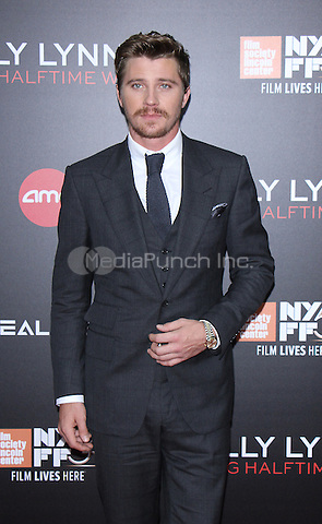 NEW YORK, NY-October 14:Garrett Hedlund at NYFF54 Special Wortldf Premiere Presentation Billy Lynn's Halftime Walk at AMC Lincoln Square in New York.October 14 , 2016. Credit:RW/MediaPunch