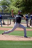 Forrest Snow - Seattle Mariners 2016 extended spring training (Bill Mitchell)