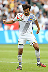 07 December 2014: Los Angeles's Baggio Husidic. The Los Angeles Galaxy played the New England Revolution in Carson, California in MLS Cup 2014. Los Angeles won 2-1 in overtime.
