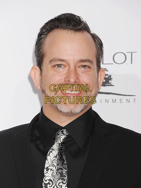 HOLLYWOOD, CA - JANUARY 21: Composer Geoff Zanelli arrives at The Los Angeles Premiere Of 'Mortdecai' at TCL Chinese Theatre on January 21, 2015 in Hollywood, California.<br /> CAP/ROT/TM<br /> &copy;TM/Roth Stock/Capital Pictures