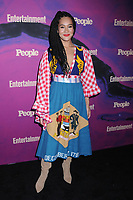 13 May 2019 - New York, New York - Olivia Lucy Phillip at the Entertainment Weekly & People New York Upfronts Celebration at Union Park in Flat Iron.   <br /> CAP/ADM/LJ<br /> ©LJ/ADM/Capital Pictures