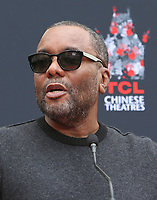 HOLLYWOOD, CA - NOVEMBER 1: Lee Daniels, at Mariah Carey Hand And Footprint Ceremony' At The TCL Chinese Theatre in Hollywood, California on November 1, 2017. Credit: Faye Sadou/MediaPunch /NortePhoto.com