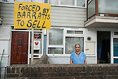Mrs Mehta is about to move to a new flat on West Hendon Estate, where she has lived for over 30 years.  Tenants and leaseholders in 680 properties on the estate are being moved out to make way for a 2000 home development by Barratts and Barnet Council, only 200 of which will be social housing.  Many of her leaseholder neighbours have been forced to sell at rock-bottom prices and only secure tenants are being rehoused on the estate.