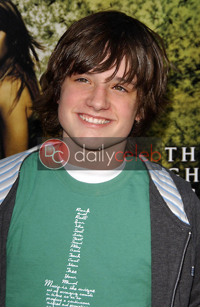 Josh Hutcherson<br />