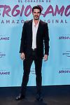 """Alejandro Talavante attends to """"El Corazon De Sergio Ramos"""" premiere at Reina Sofia Museum in Madrid, Spain. September 10, 2019. (ALTERPHOTOS/A. Perez Meca)"""