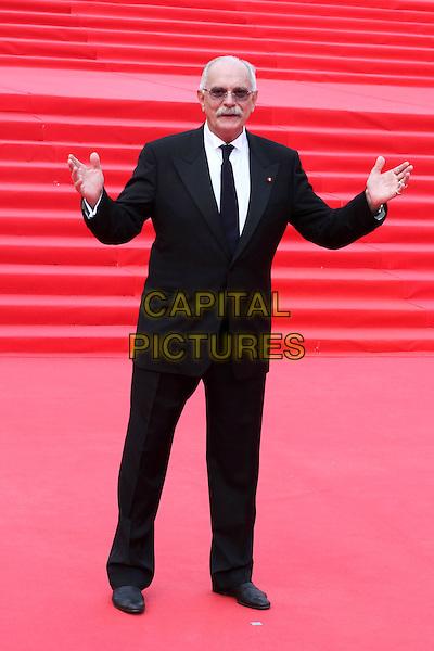 MOSCOW, RUSSIA, JUN 28: Nikita Mikhalkov, 37th Moscow International Film Festival Closing, Moscow, Russia, 28th June 2015.<br /> CAP/PER<br /> &copy;PersonaStars/CapitalPictures