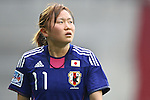 17.07.2010,  Augsburg, GER, FIFA U20 Womens Worldcup, Nigeria vs Japan,  im Bild Traenen nach dem Spiel Michi GOTO  (Japan Nr.11) , Foto: nph /  Straubmeier