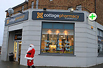 Cottage Pharmacy Christmas 2011
