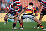 Siale Piutau. ITM Cup rugby game between Waikato and Counties Manukau, played at Waikato Stadium, Hamilton on Saturday 28th August 2010..Waikato won 39 - 3.