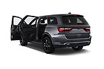 Car images close up view of a 2018 Dodge Durango R/T 5 Door SUV doors