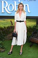 "Hannah Cooper<br /> arriving for the ""Christopher Robin"" premiere at the BFI Southbank, London<br /> <br /> ©Ash Knotek  D3416  05/08/2018"